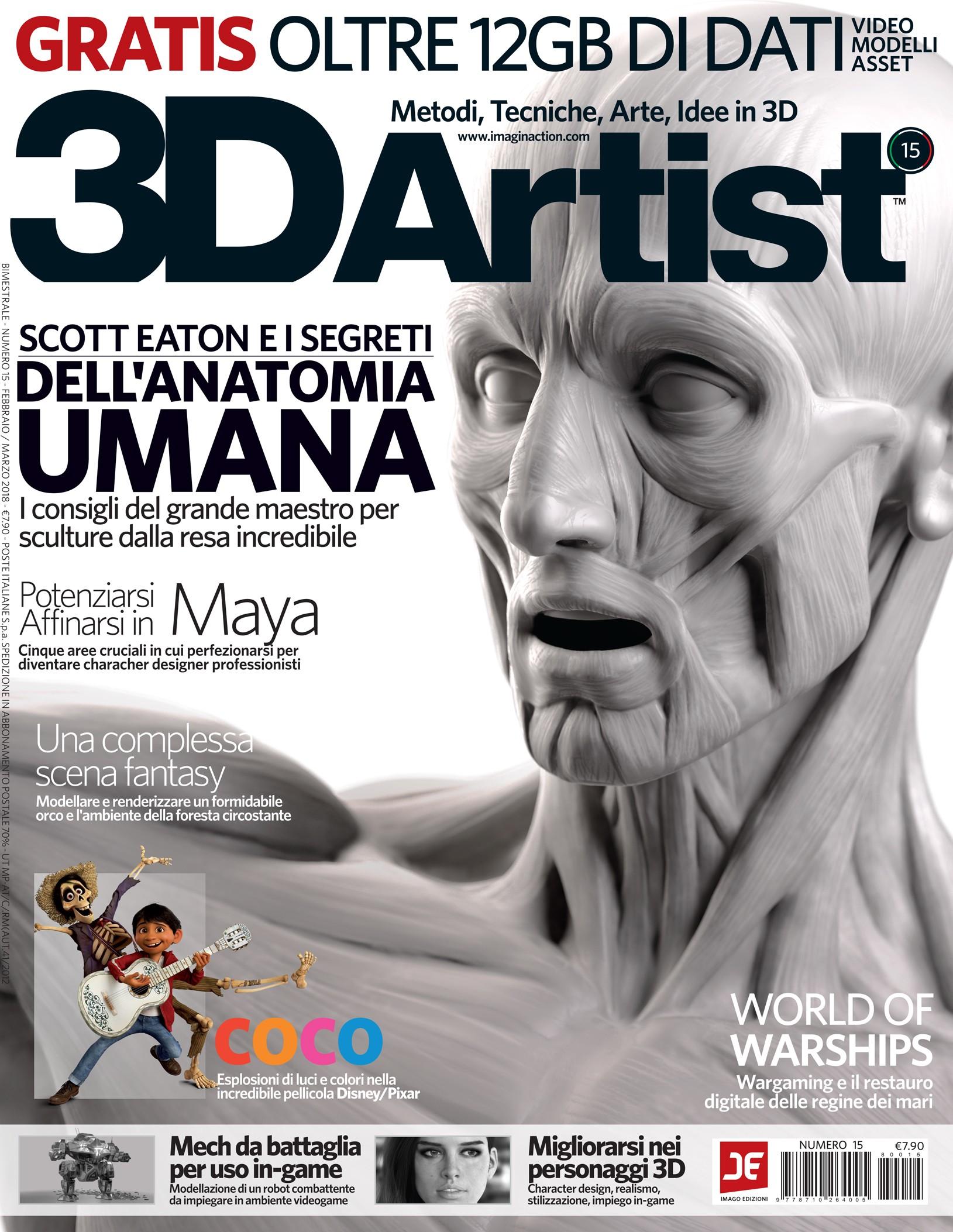 3D Artist n°15