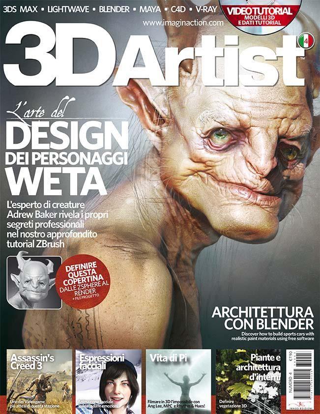 3D Artist n°04