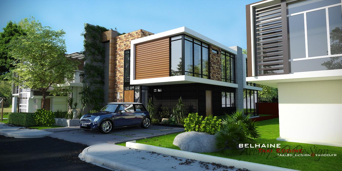 Casa provenza imaginaction for Rendering casa gratis