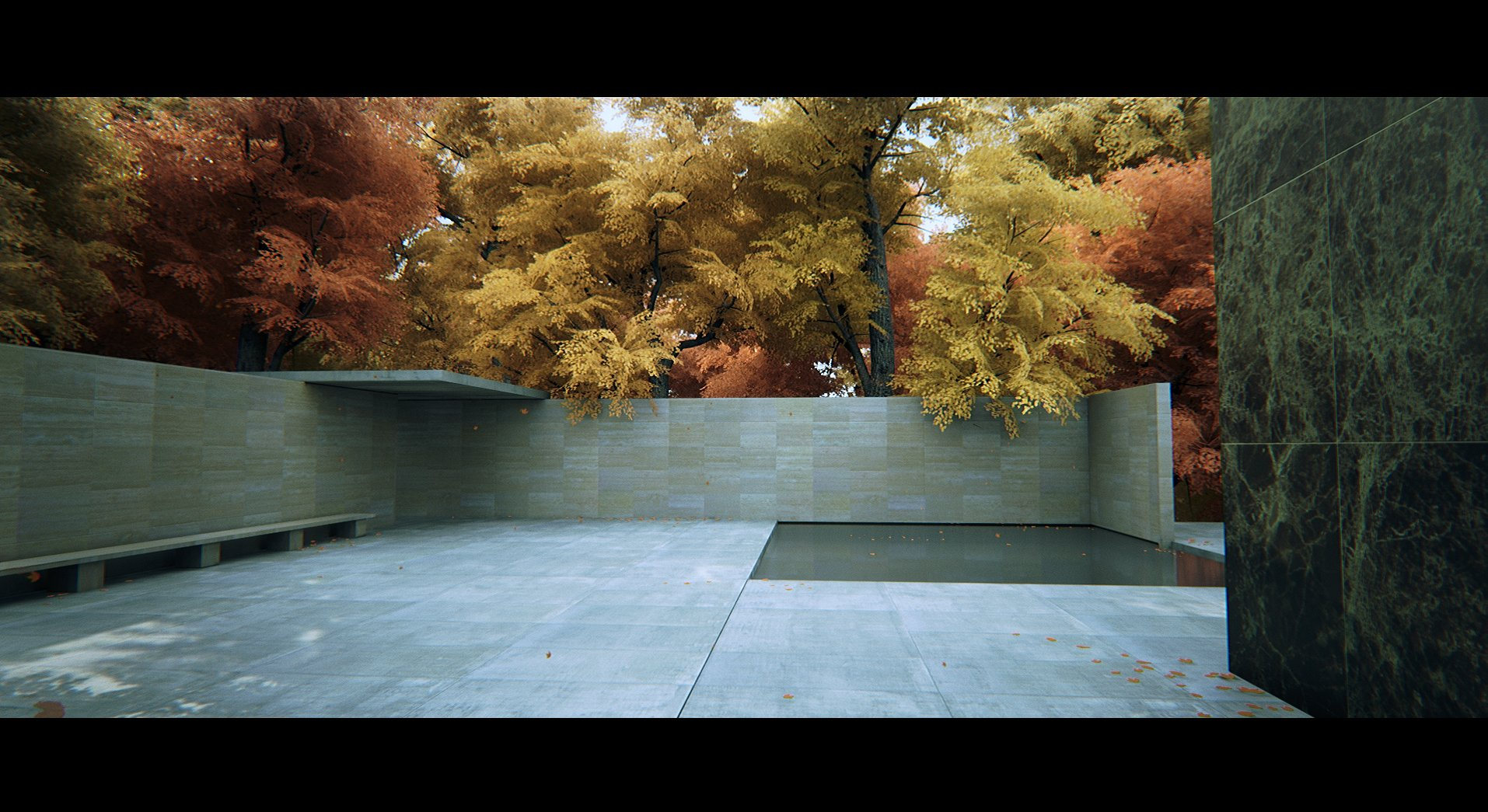 Architettura 3d in unreal 4 imaginaction for Architettura 3d