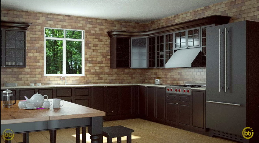 Creare una cucina 3D | Imaginaction