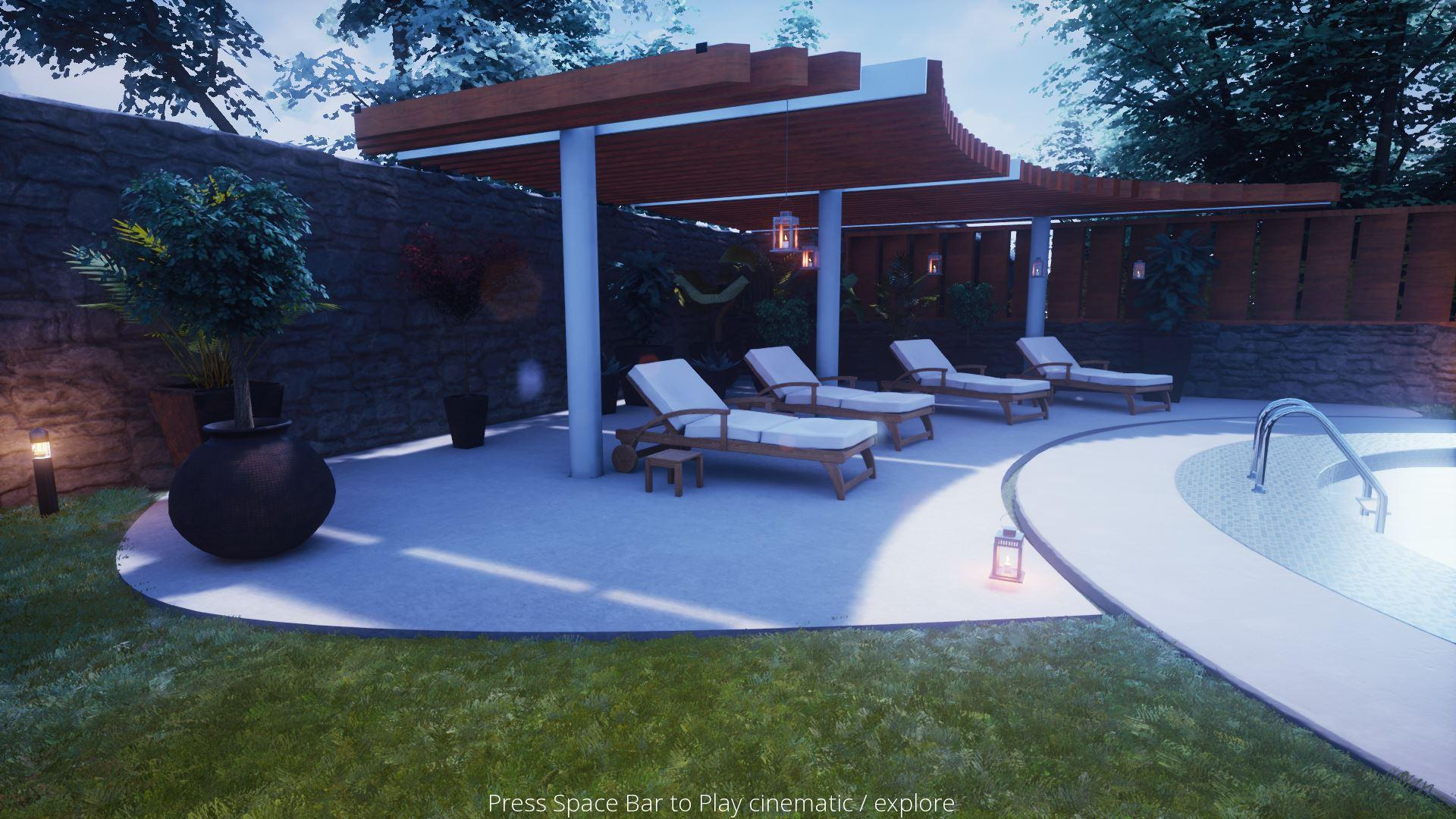 Unreal in architettura 3d imaginaction for Architettura 3d
