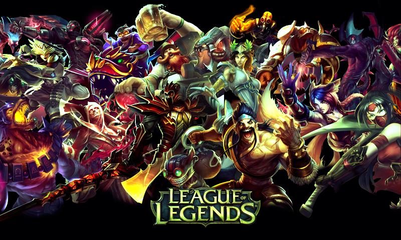 Risultati immagini per league of legends