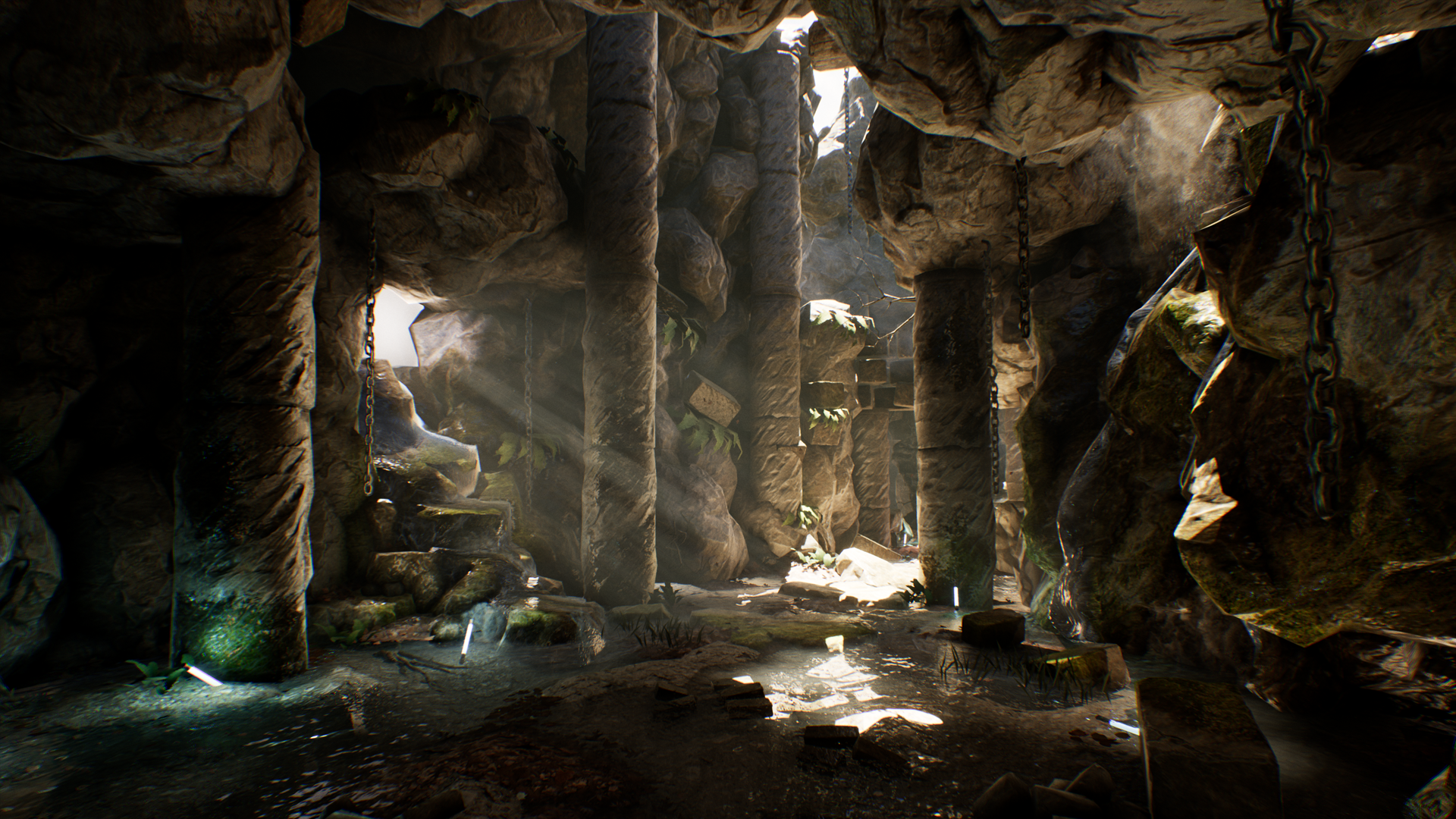 Epic Games Unreal Engine 4 2 Free Scene Assets For Mobile